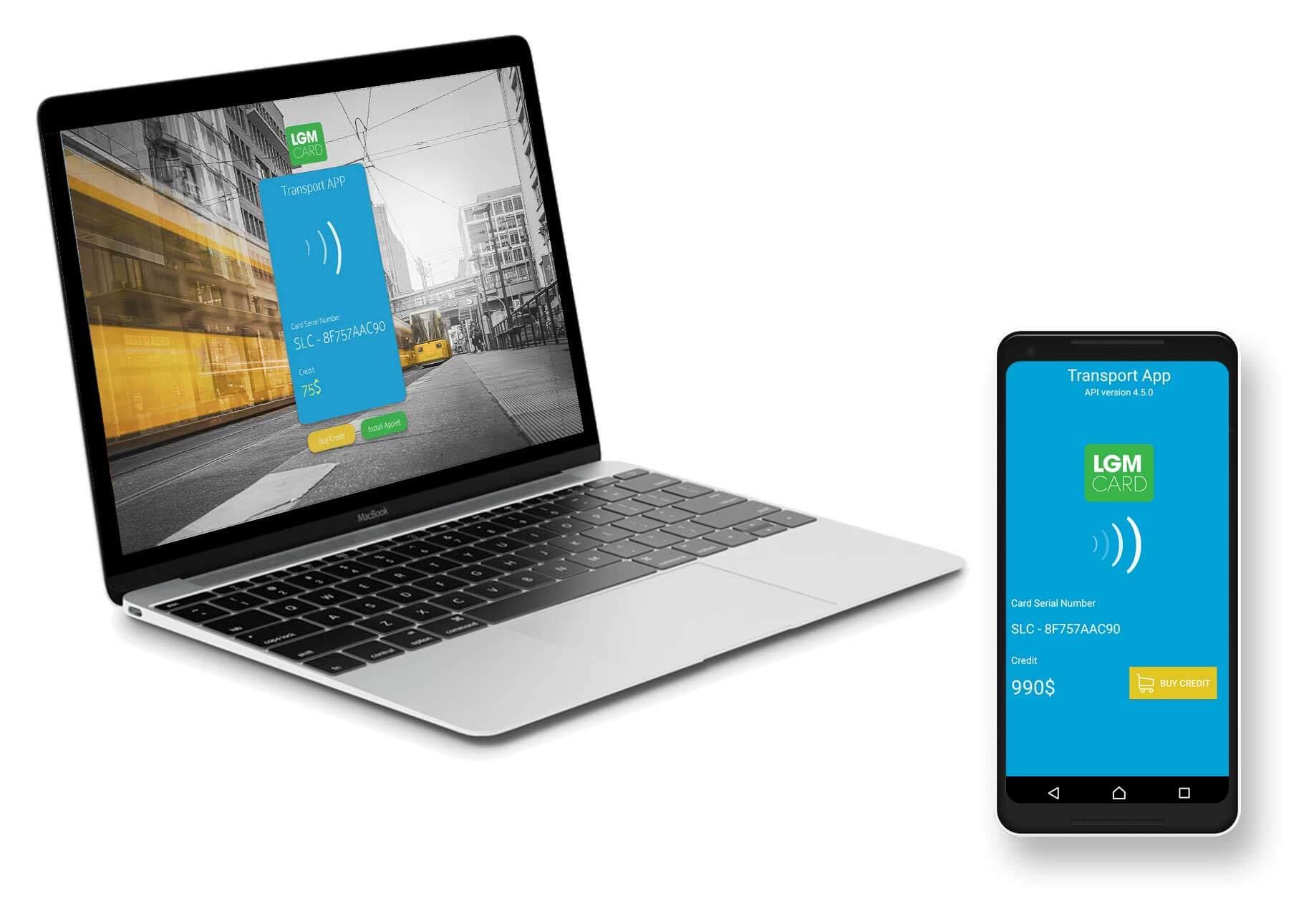 Webový informačný systém a mobilná aplikácia pre Android na platenie metra.